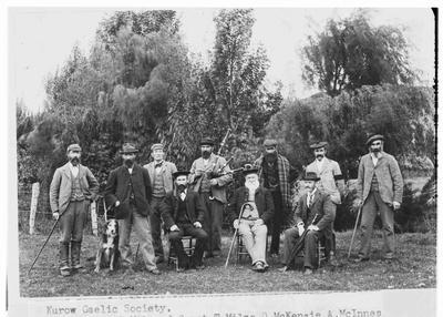 Waitaki Gaelic Society; 935P
