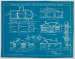 Proposed additions for Mr S.H Steenson 'Mount Highlay' (Blueprint)