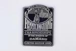 Plaque - Penny Farthing
