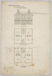 Plan of Residence for J. Strain Esq, Oamaru