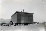 Kurow Motor Garage and Service Co. Ltd. Building transport
