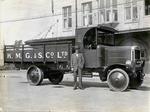 Collins, T W Mr.  Kurow Motor Garage and Service Co. Ltd.