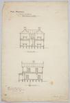 Plan of residence for J.Strain Esq Oamaru