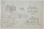 Proposed Residence Avon Street Oamaru for Mrs H Aitken