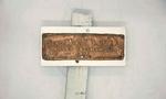 Memorial Oak Plaque and Cross