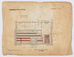 Oamaru Post Office - Basement Plan