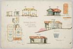 Cottage Glen St for Mr J W Irvine