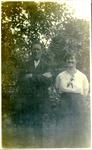 Daisy Herd with unidentified man