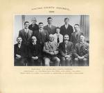 Waitaki County Council 1934