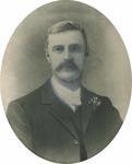 Male portrait. Unidentified
