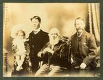 Jackman family. Four generations