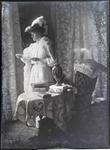Nellie Holmes (nee Reid). Elderslie Estate