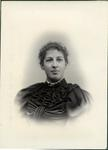 Woman's portrait, unidentified