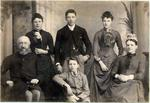 Family portrait, unidentified