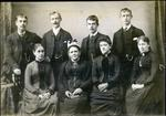 Family portrait, unidentified