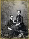 Women's portrait, unidentified