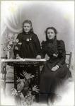 Portrait of two women, unidentified