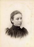 Woman's portrait, unidentified