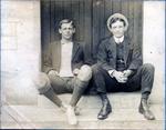 R Duthie and Cyril Molloy. Waitaki Boys' High School