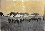 Military Camp, Easter.  Waitaki boys' High School