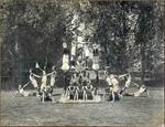 Waitaki Boys' High School gymnasts