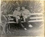 Garland and Hunter. Waitaki Boys' High School