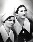 Flamank, Gladys. Kennedy, Gertrude. Oamaru Public Hospital
