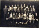 Weston School pupils October 1933