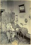 Frederick Bicknell, house interior