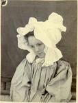 Portrait of a girl, unidentified