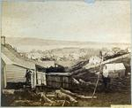 Old Dunedin, looking to Bell Hill and Octagon