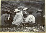 People at a picnic