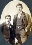 Portrait of young men, unidentified