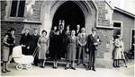 Wedding at Holy Trinity Church, Christchurch