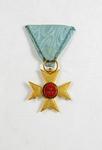 Cross of Mercy 1912 Medal