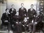 Gow family portrait