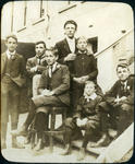Group of boys, unidentified