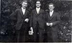 Wedding photo, unidentified