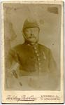 Unidentified man in [police] uniform