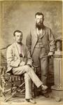 Two unidentified men