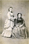 Two unidentified women