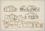 Untitled, Possibly Alterations and Additions to Residence at Incholme for G Newlands Esq