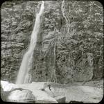 Waterfall, location unidentified