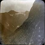 Mountain scene, unidentified