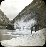 Men at the Clinton River