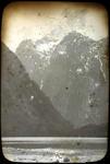 Mountain scene, unidentified