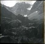 Mountain scene, Hollyford Valley