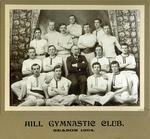 Hill Gymnastic Team