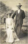 Mary and Reginald (Reggie) Munro.